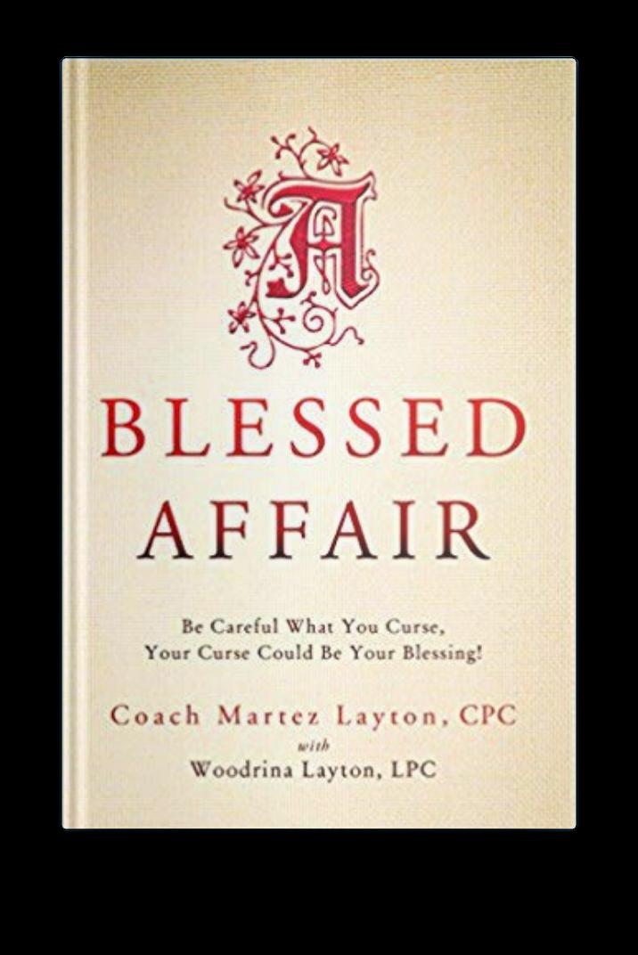 Blessed Affair book